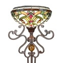 Lampada da terra Tiffany Set di Indiana - Negozio di Lampade -