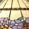 Lampada Tiffany con base asta di design - Negozio di lampade Tiffany