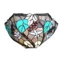 Lámpara de pared Tiffany