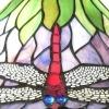 Lampe Tiffany avec des libellules
