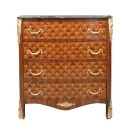 Louis XVI chest of drawers and style storage furniture