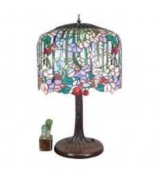 Тиффани стиль лампа