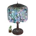 Lámpara de Tiffany Wisteria