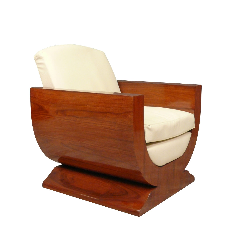 htdeco fauteuil art d co ebay. Black Bedroom Furniture Sets. Home Design Ideas