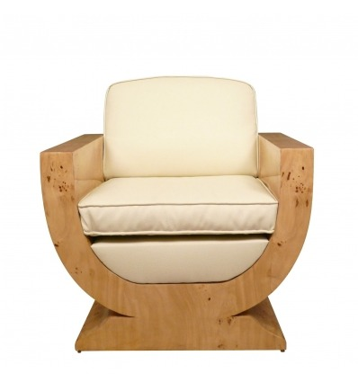 Art Deco armchair - Chairs and furniture of style