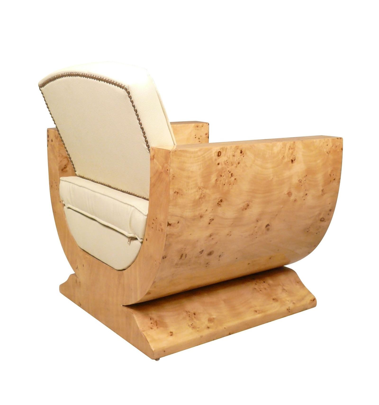 art deco sessel art deco m bel. Black Bedroom Furniture Sets. Home Design Ideas