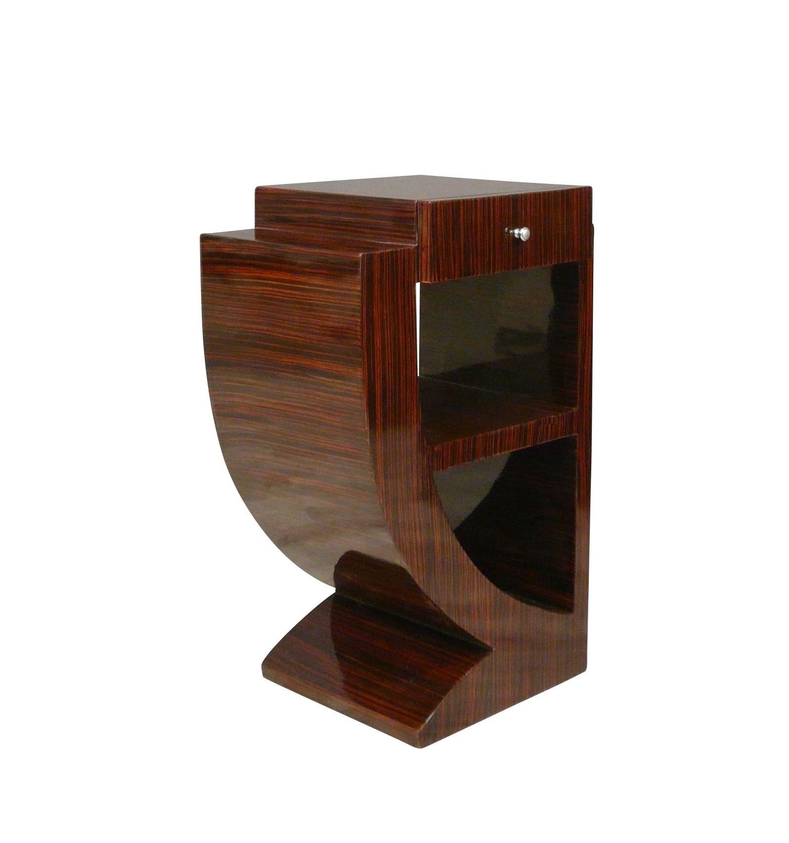 tische deko kunst eingelegtes palisander m bel art deco stil 1920. Black Bedroom Furniture Sets. Home Design Ideas