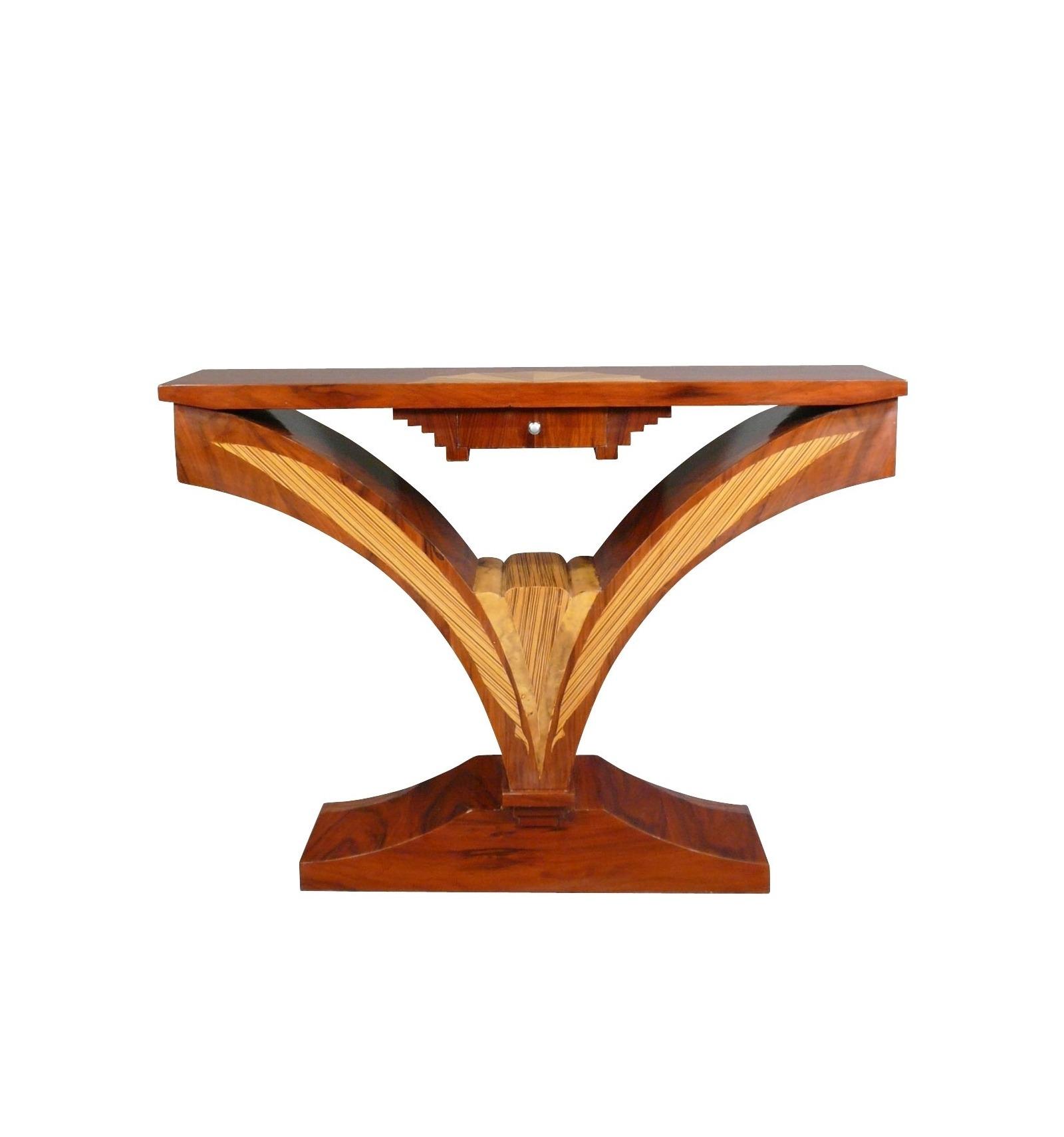 Console art deco negozio di mobili e lampade art d co - Mobili art deco ...