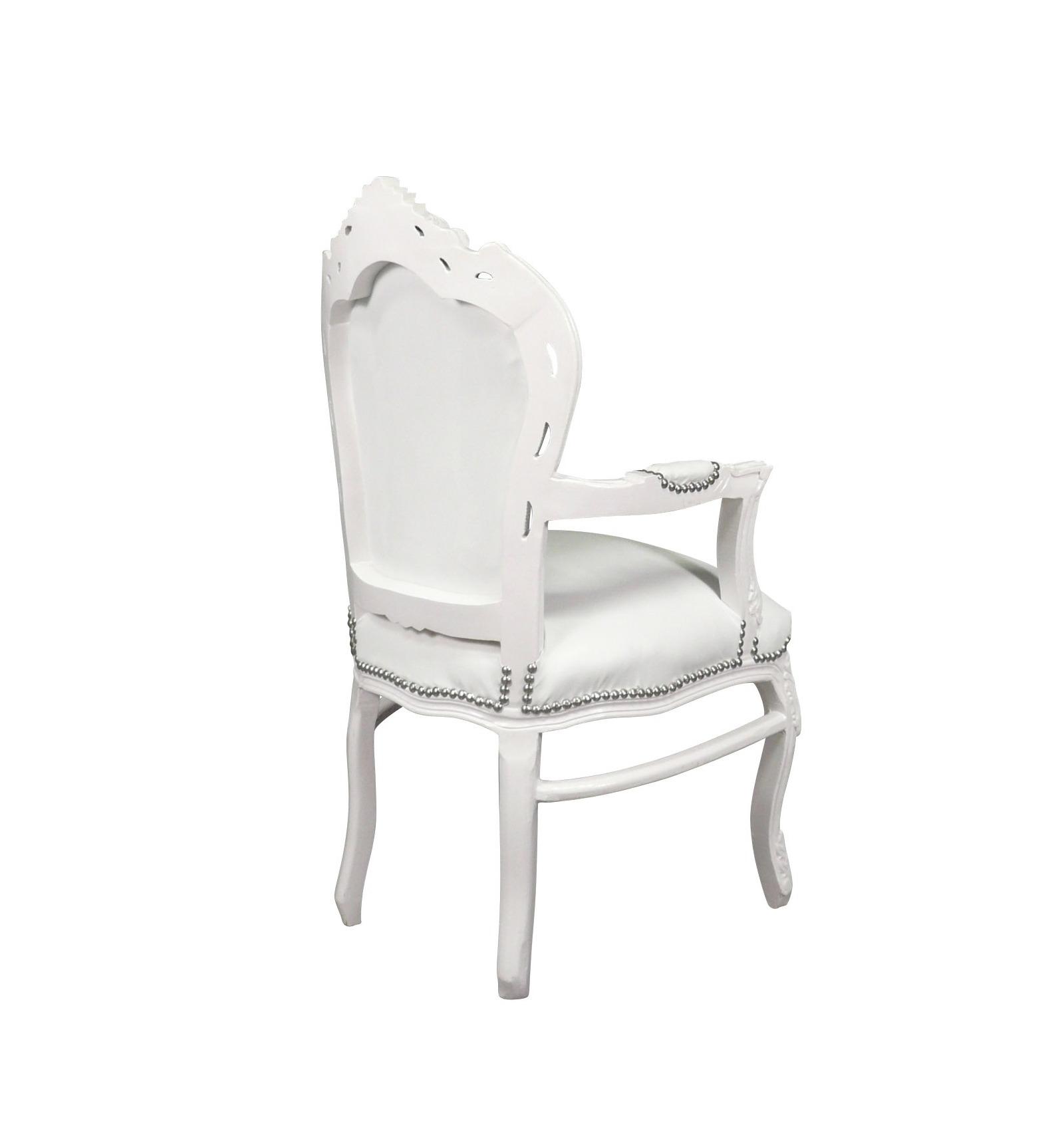 wei barock sessel. Black Bedroom Furniture Sets. Home Design Ideas