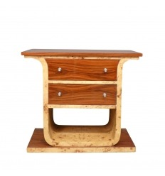 Chest of drawers, console art deco