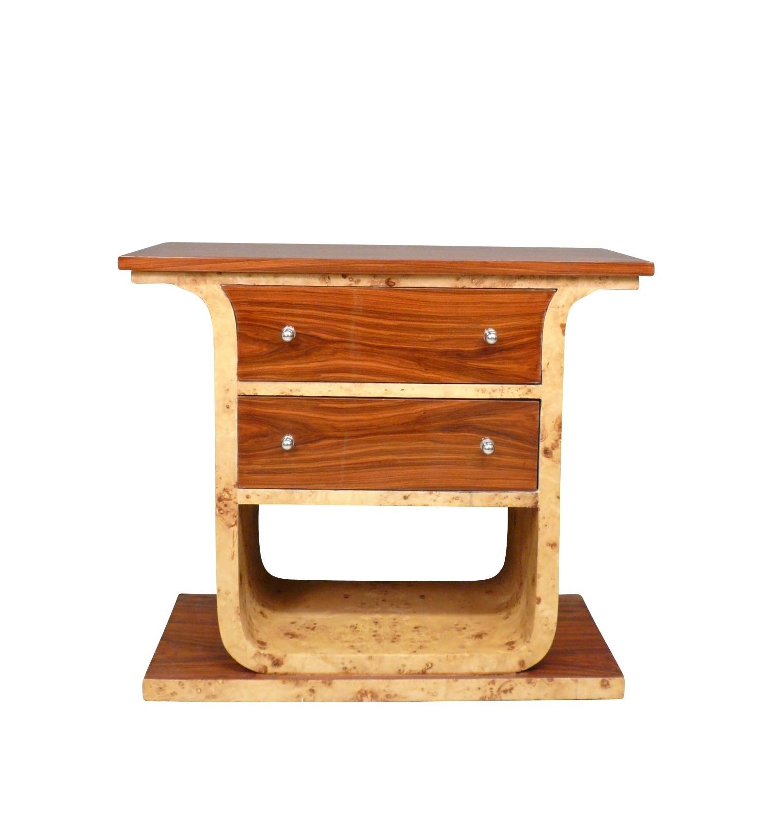 Cassettiera console art deco mobili in stile - Mobili art deco ...