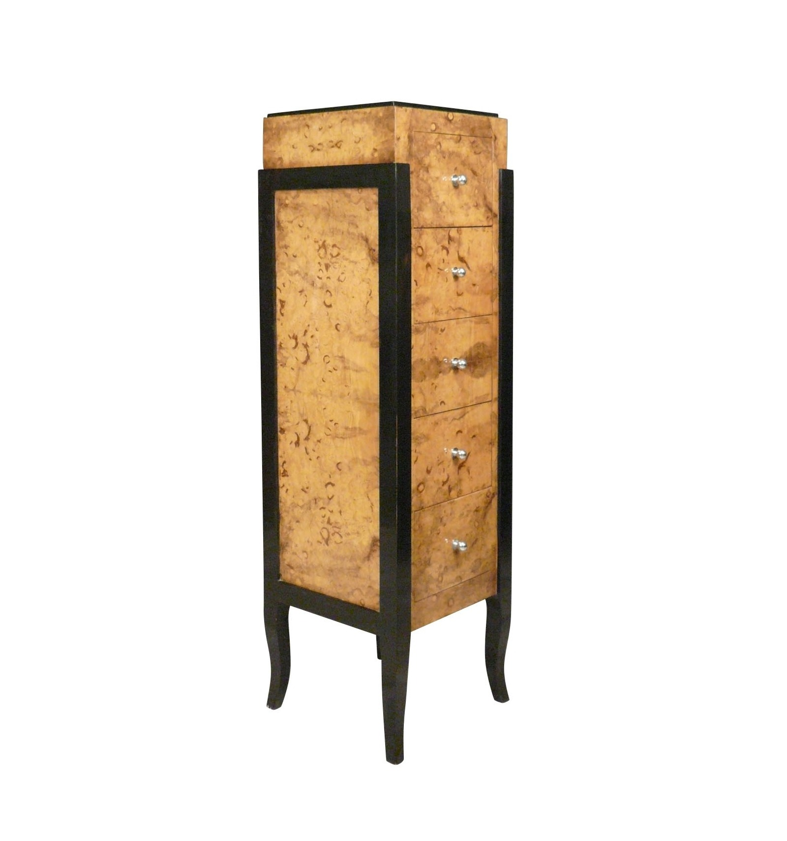 commode art d co chiffonnier d 39 art et d coration. Black Bedroom Furniture Sets. Home Design Ideas