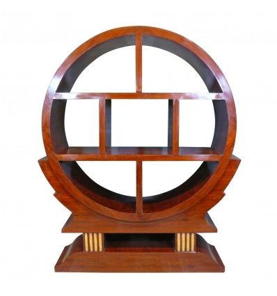 Art Deco Regal - Bibliotheksmöbel -