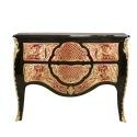 Pohodlný styl Louis XV Boulle