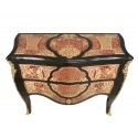 Commode style Louis XV époque Boulle