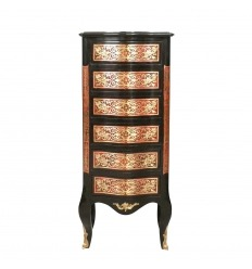 Commode Louis XV style boulle