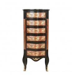 Wygodny styl do kręgli Ludwika XV