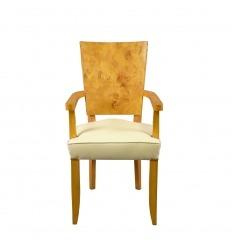 fauteuil art d co. Black Bedroom Furniture Sets. Home Design Ideas