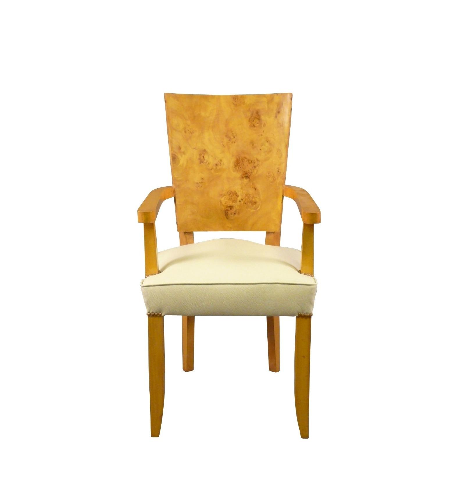 sessel art deco in der bildschirmlupe elm art 1920. Black Bedroom Furniture Sets. Home Design Ideas