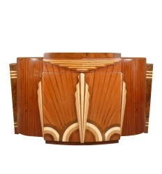 Buffet estilo art deco