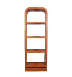 Shelf art deco rosewood