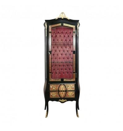 Vetrina stile Luigi XV boulle e Mobili in stile art deco -