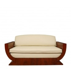 Art deco sofa