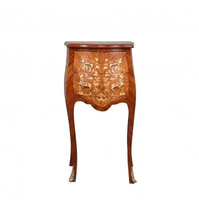 Cajonera Luis XV - Muebles pequeños de estilo.