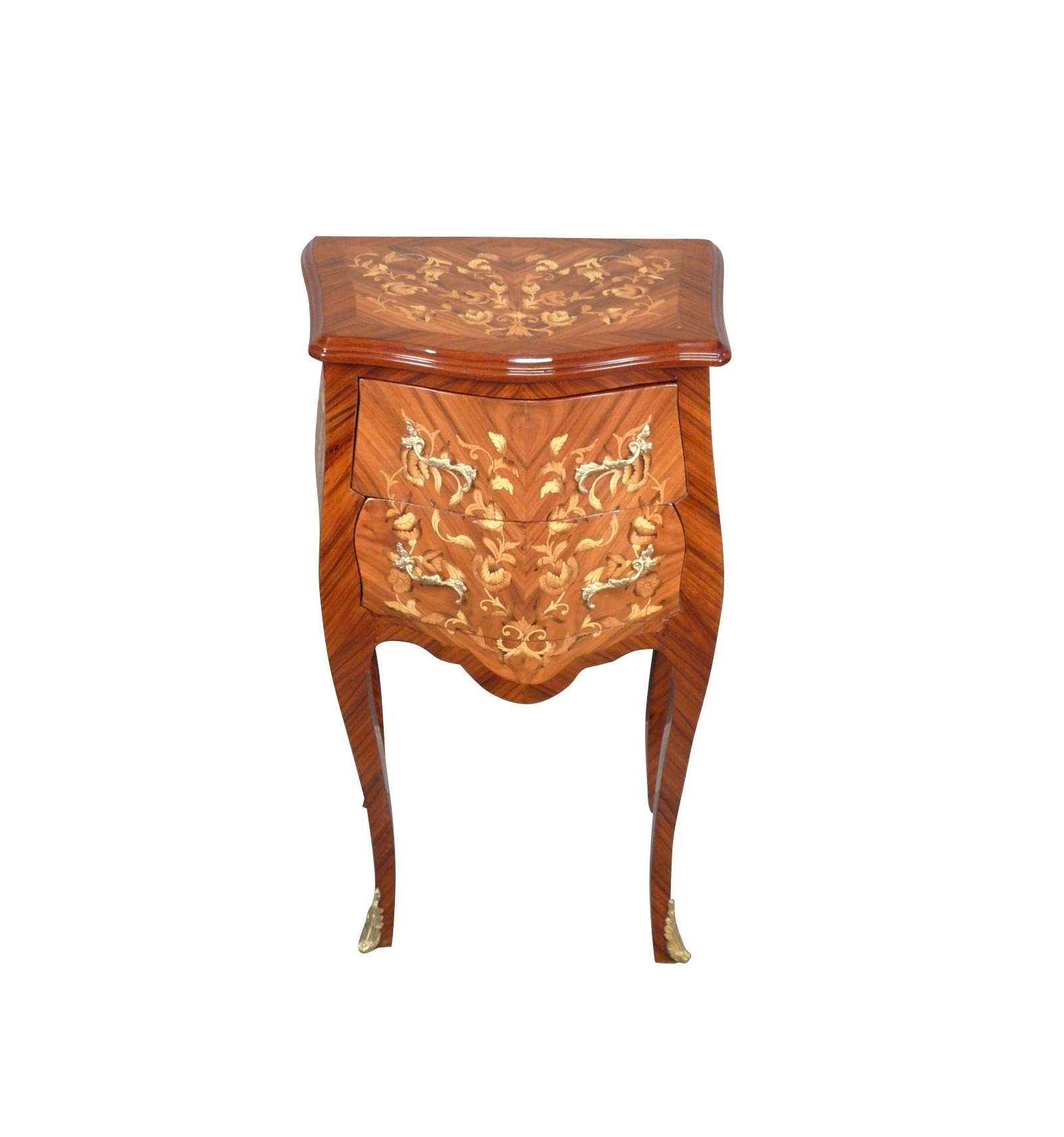 Louis Xv Commode Small Cabinet Style