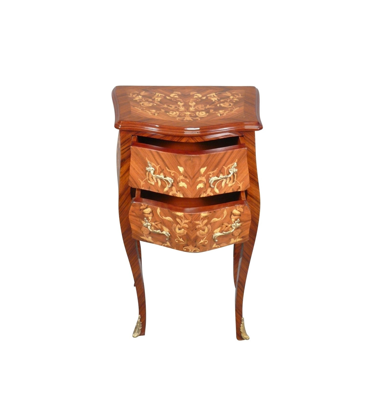 Commode louis xv petit meuble de style for Meuble style louis 15