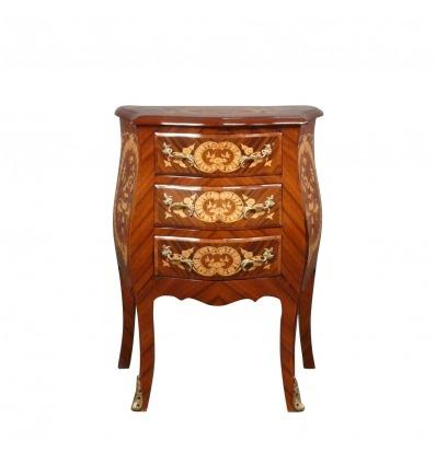 Commode Louis XV - Meubles de style et art déco -
