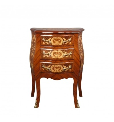 Louis XV chest of drawers - Style and art deco furniture -