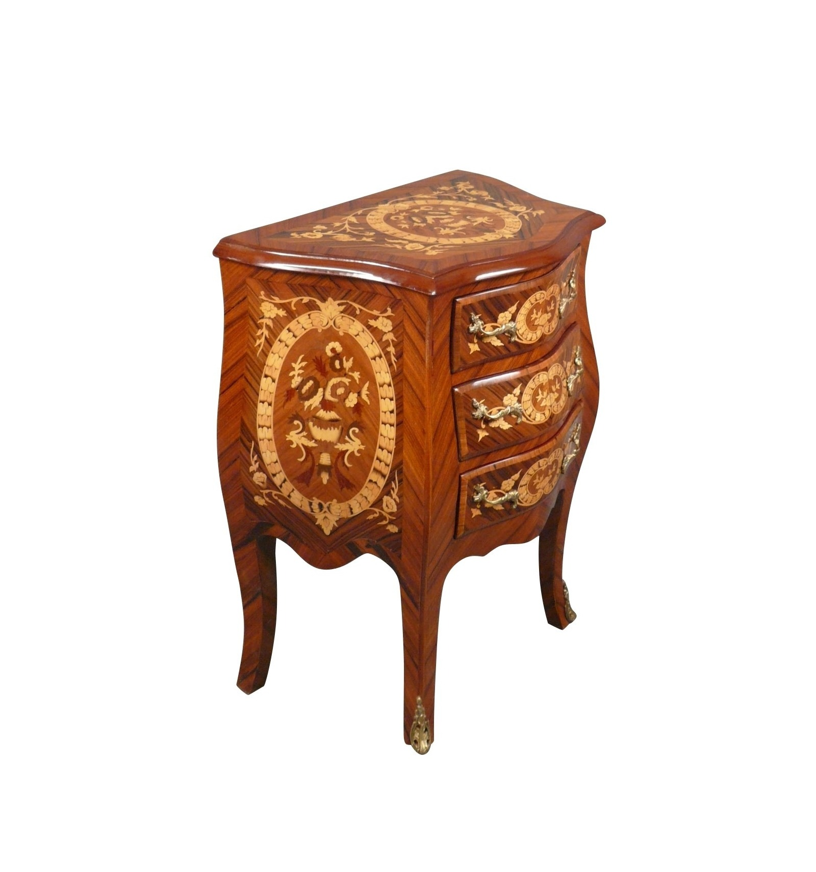 Louis xv commode style wooden furniture - Mobilier style louis xv ...