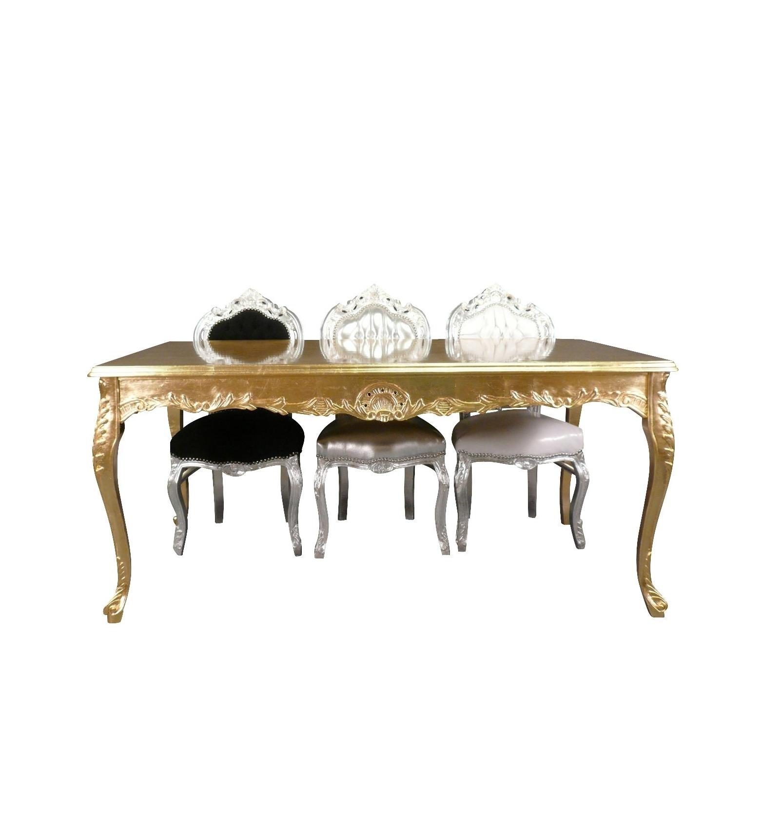 Barock Esstisch Golden Barock Mobel Esszimmer