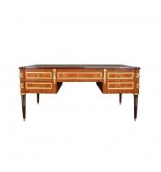 Louis XVI style desk in rosewood