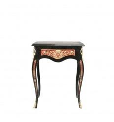 Piedistallo tavolo Luigi XV boulle