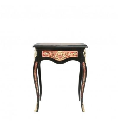 Boulle Louis XV tavolo