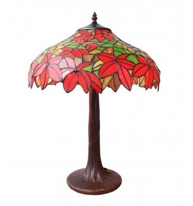 Tiffany Lamp of the Madrid series - Tiffany Table Lamps -