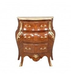 Small chest of drawers Louis XV
