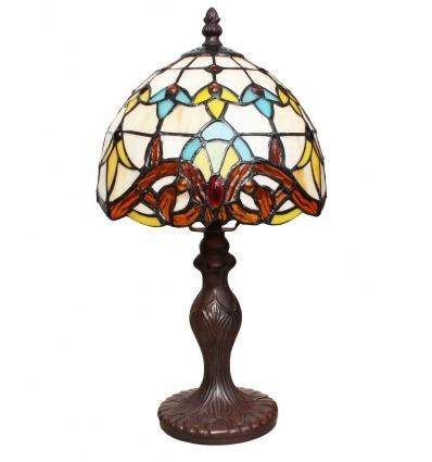 Lampada Tiffany - Parigi Serie -