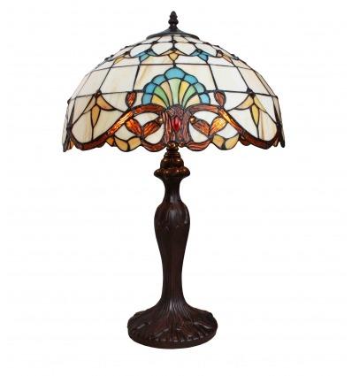 Lámpara Tiffany - Serie Paris - Art Nouveau