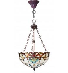 Tiffany chandelier - Paris series art nouveau style