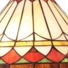 Lampes Tiffany - Série Rome art déco