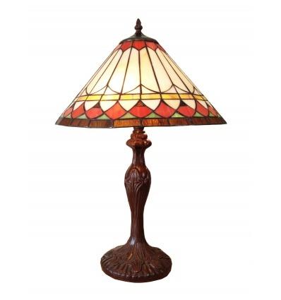 Tiffany Lampe - Art Deco Rome Serie