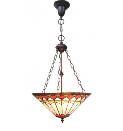 Lámpara Tiffany - Serie Art Deco de Roma