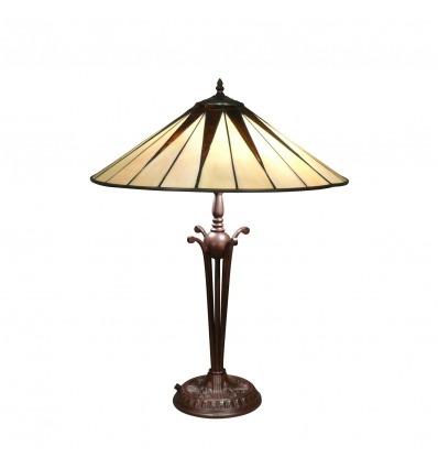 Tiffany Lampe - Memphis Serie - Tiffany Lampen Art Deco -