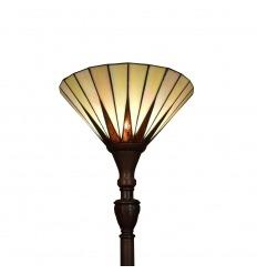 Golv lampa Tiffany - serien Memphis