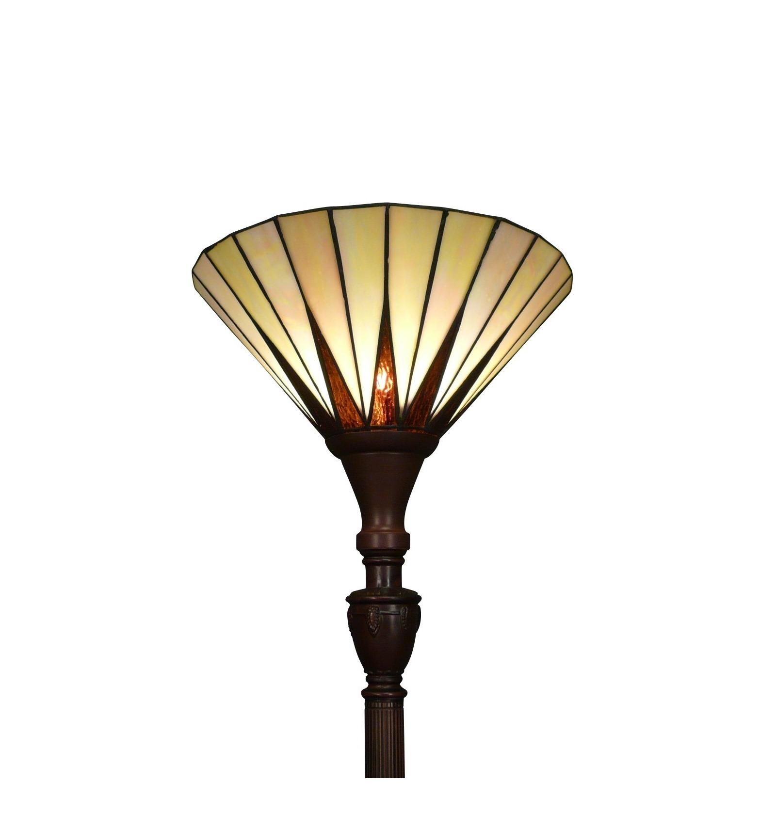 stehlampe tiffany serie memphis art deco. Black Bedroom Furniture Sets. Home Design Ideas