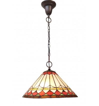 Lámpara Tiffany techo - Serie Roma