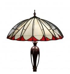 Lampada Da Terra Tiffany - Rondine